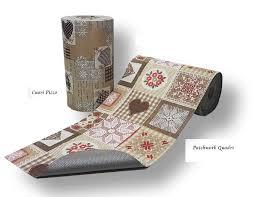 tappeti stile shabby tappeto cucina in 7 misure gommato passatoia tappetino multiuso