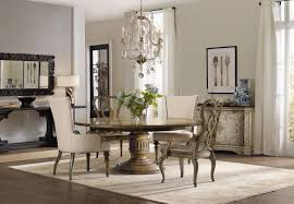 hooker furniture dining room auberose 72in round pedestal table