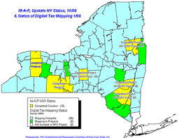 upstate ny map nys gis clearinghouse outreach