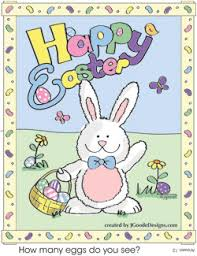 easter bunny coloring activity projects preschoolers