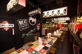 The Rock Garden Covent Garden Meatmarket Meatliquor