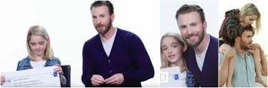 chris evans answers the most googled questions about him and i