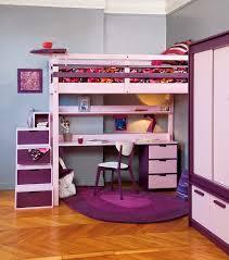 chambre mezzanine fille les idées d espace loggia pour l aménagement des chambres d