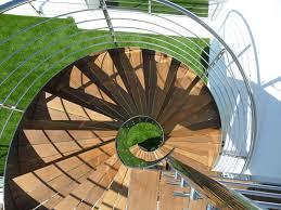 treppe ohne gelã nder chestha aussen design treppe