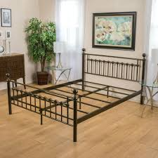 buy metal bed frame cheap frames single toronto food facts info