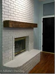 Fireplace Mantel Shelf Plans by Best 25 Wood Mantel Shelf Ideas On Pinterest Rustic Mantle