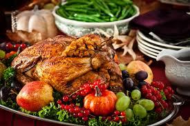 thanksgiving menus disalvos restaurant