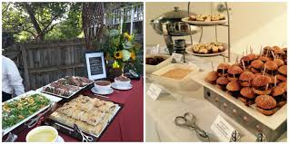wedding wednesday styles of catered receptions bistro boys catering