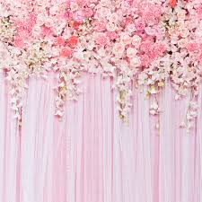 wedding backdrop flowers wedding backdrops flower floral washable cotton polyester for