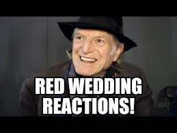 Game Of Thrones Red Wedding Meme - youtube