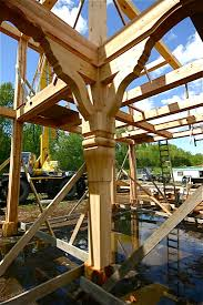 308 best roof trusses images on pinterest timber frames joinery