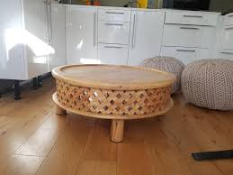 moroccan round coffee table moroccan round coffee table in coventry west midlands gumtree