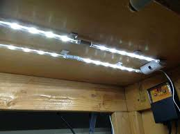 hardwire led strip lights luxury led under cabinet lighting hard wired or hardwired under