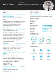 Creative Resume Creator by Kickresume Perfect Resume And Cover Letter Are Just A Click Away