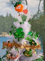 happier than a pig in mud st patrick u0027s day tree 2015