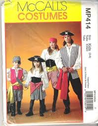 Sewing Patterns Halloween Costumes Mccalls Kids Halloween Costume Sewing Pattern Uncut Boys Girls