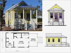 Katrina Cottages Floor Plans Camden Cottage Allison Ramsey Architects House Plans In All