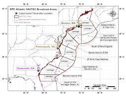 Awc Map Ocean Prediction Center Atlantic Base Map