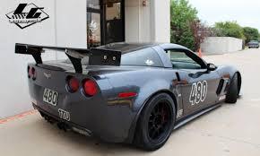 corvette wing lg motorsports gt2 corvette wing lg motorsports
