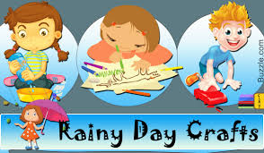 incredible rainy day crafts for kids that u0027ll boost creativity