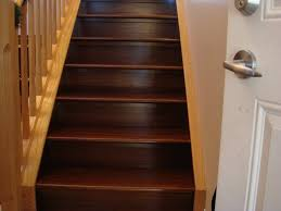 Is It Easy To Install Laminate Flooring Stunning Flooring On Chic Indoor Staircase Which Is Designed With
