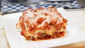 recette de cuisine viande lasagnes à la viande de boeuf hachée facile et pas cher recette