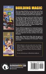 amazon com building magic disney u0027s overseas theme parks