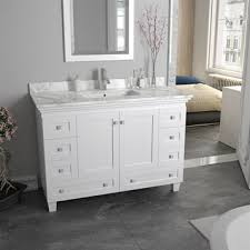 19 Bathroom Vanity Acclaim 48 In Single Bathroom Vanity By Wyndham Collection