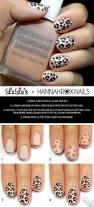 mani monday leopard print nail tutorial lulus com fashion blog