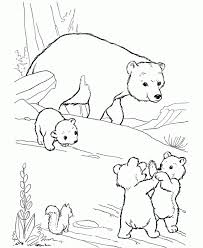 woodland animals coloring pages az coloring pages woodland animals