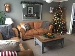 Grey Leather Sofa Set Modern Red Leather Sofa Decorating Ideas Of Living Room With Dark