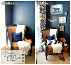 Reading Nooks Mom U0027s Reading Nook A K A My New Favorite Corner Of The House