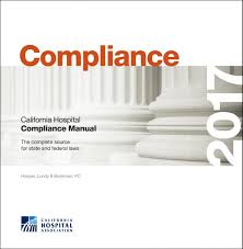 hospital compliance manual california hospital association