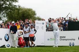 bmw golf chionships bmw golf chionship kicks week in chicago
