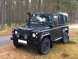 land rover ninety used land rover 90 defender cars for sale gumtree