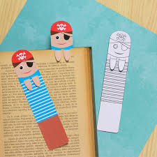 printable pirate bookmarks diy bookmarks easy peasy and fun