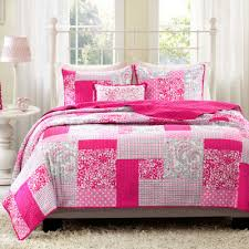 Patchwork Duvet Covers Mizone May Patchwork Quilt Set