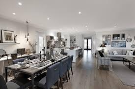 coffee oak manhattan flooring kitchen plans