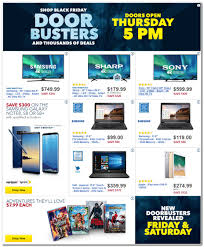 bestbuy black friday 2018 ads deals and sales