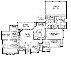 new one story house plans best 25 one story houses ideas on small open floor