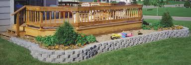 retaining walls u0026 landscape walls keystone garden wall