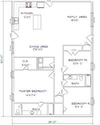 floor plans 3 bedroom 2 bath top 20 metal barndominium floor plans for your home