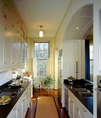 Galley Kitchen Designs Pictures Townhouse Galley Kitchen Remodel Foxhall Village Northwest