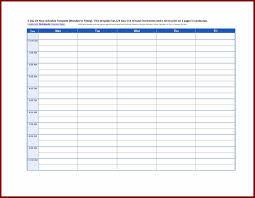 excel microsoft excel schedule template employee schedule template