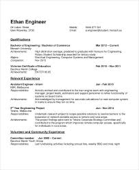 resume format for engineering freshers docusign membership download resume templates 35 free word pdf document download