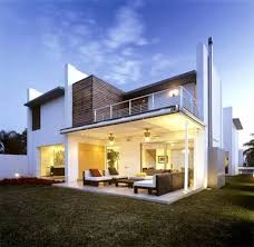 modern style house three levels of house renovation with modern contemporary style by