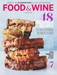 food u0026 wine food u0026 wine is a monthly publication mailed to over