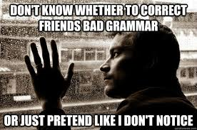 Correct Grammar Meme - correct grammar meme 28 images internet grammar nazis shut up