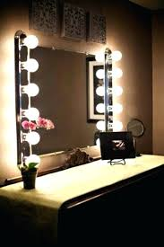 makeup vanity with led lights vanity mirror makeup medium size of mirror with lights for bedroom