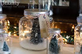 christmas tree snow jars in 4 easy steps hometalk